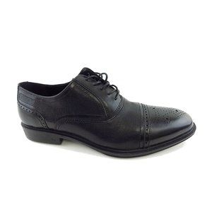 NWOB-Kenneth Cole ZAC Black Men's 10M Oxford Shoes